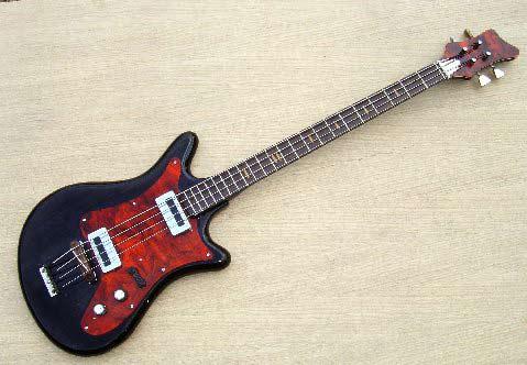 Бас-гитара Кавказ