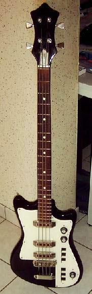 Борисовская бас-гитара