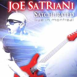 Joe Satriani: Satchurated: Live in Montreal, 2012