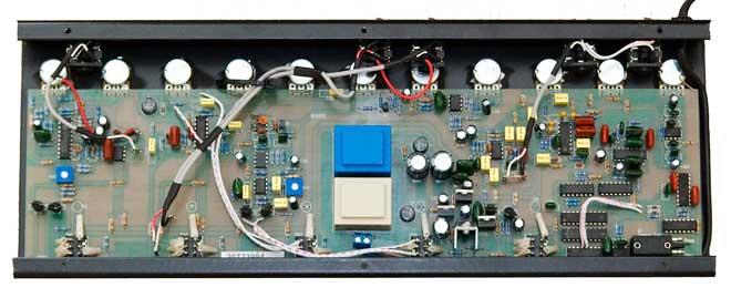 Гитарный процессор Carl Martin