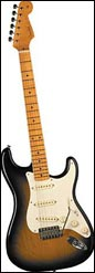 Электрогитара Fender Eric Johnson Signature Stratocaster