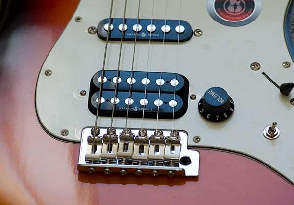 Музыкальные инструменты №3 - Электрогитара