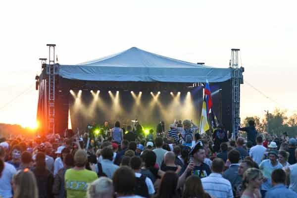 Фестиваль в помории в июне